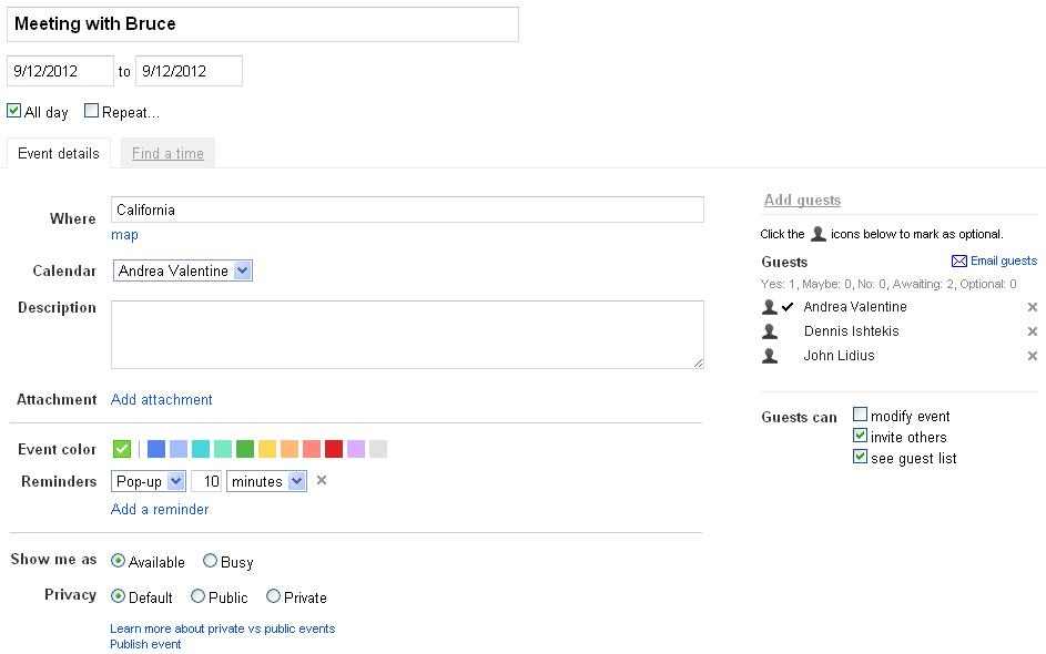 how to make google calendar my homepage