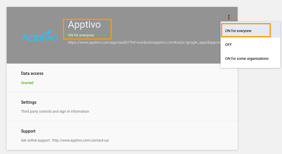 apptivo for everyone