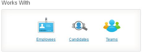 Recruitment integration