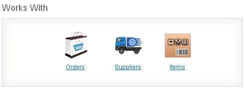 Item Inventory Integration