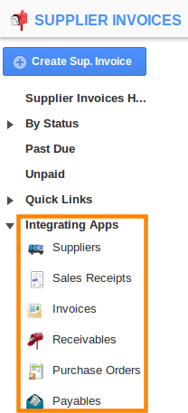 supplier-invoices-app-integration