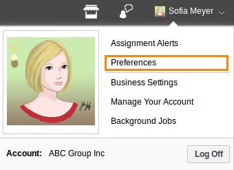 preferences