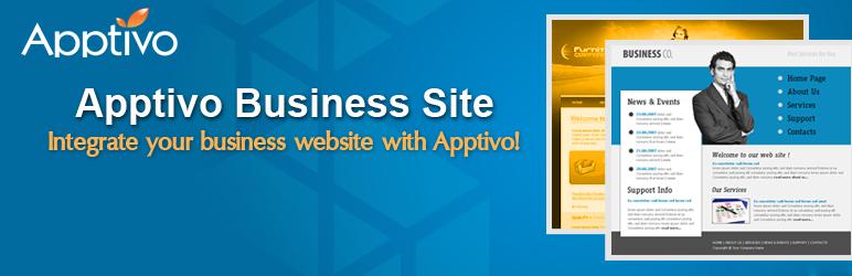 Apptivo WordPress Plugin