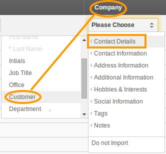 Customer_Contact association