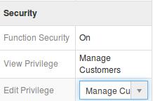 Edit Privilege