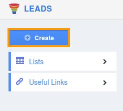 Create Lead