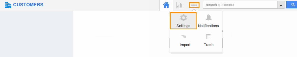customers-settings