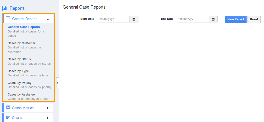general-reports