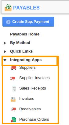 Intregrating App
