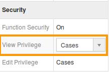 view-privilege