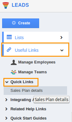 how to add a quick links in word