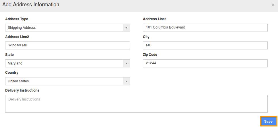 add-address-information
