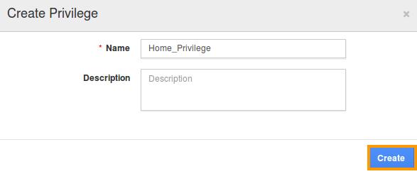 Home privilege