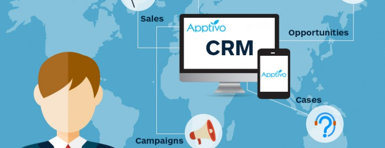 Smart Sales Manager? Use CRM