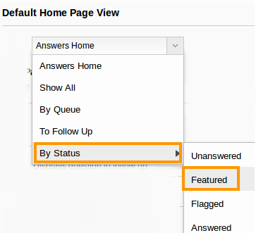 Default Home Pageview
