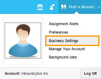business-settings