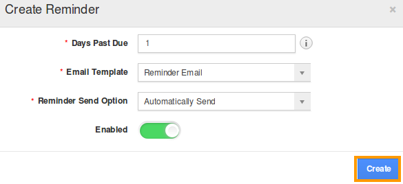 How Do I Send A Reminder Email For An Invoice Apptivo FAQ - Invoice reminder email