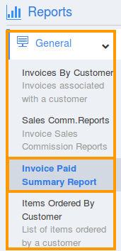 invoice-paid-summary-report