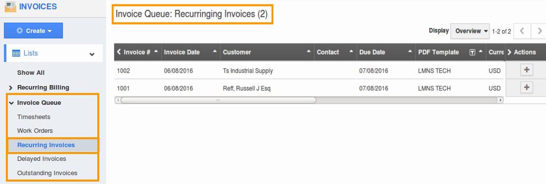 recurring-invoices