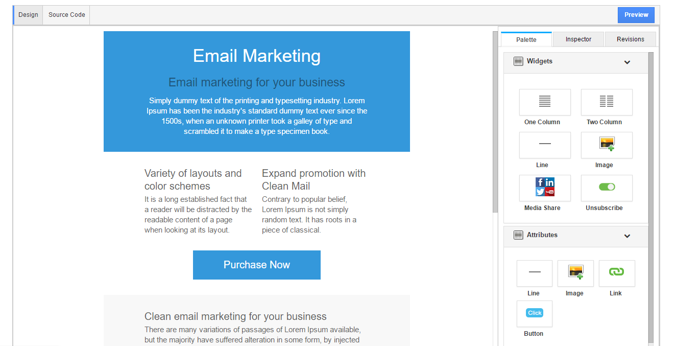 advanced-template-email