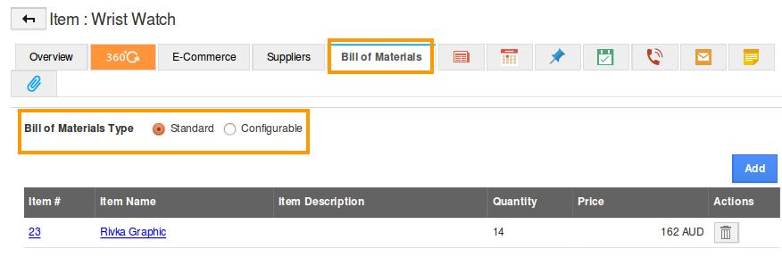 bill-of-material
