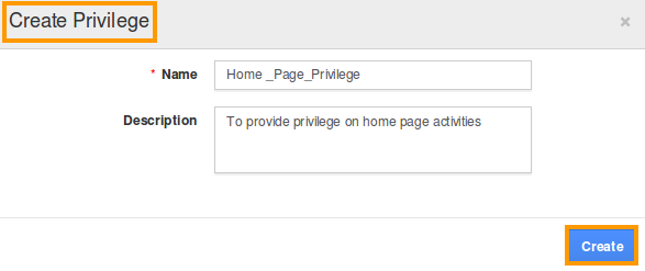 create-home-privilege