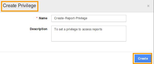 create-report-privilege