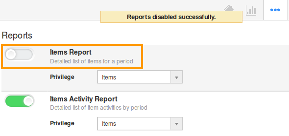 disable-item-reports