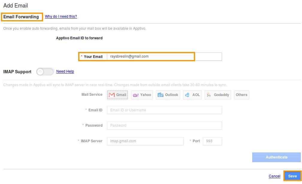 email-forwarding