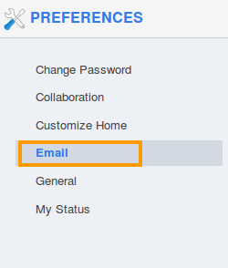 email-preference