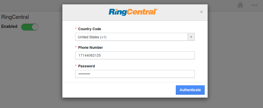 enable ring central