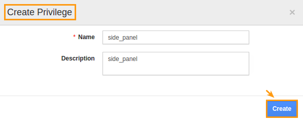 give access to users for side panel view in timesheets app. Black Bedroom Furniture Sets. Home Design Ideas