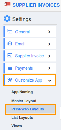 Create My Own Custom PDF Template For Supplier Invoices - Create my own invoice template