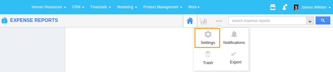 settings enable