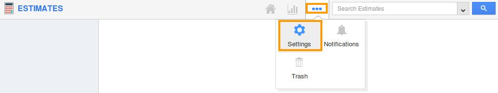 estimate-settings