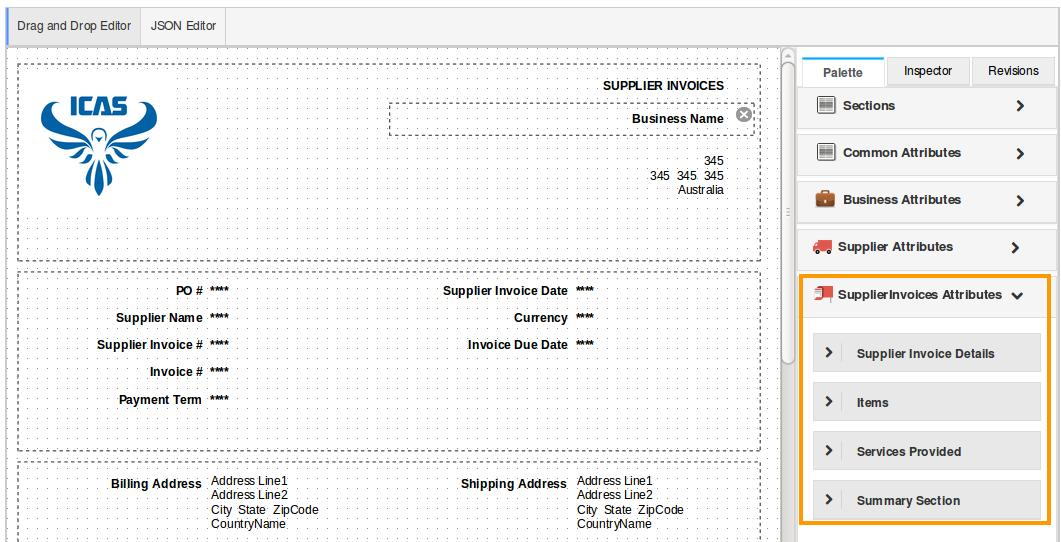 supplier-invoice-attributes