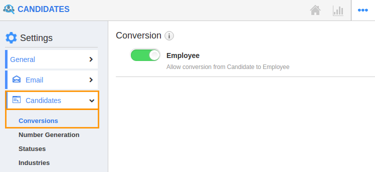 candidate-conversion