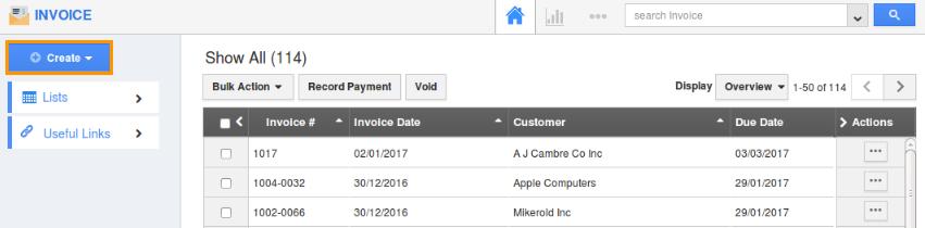 create-invoice