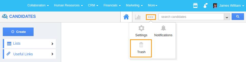 trash-enable