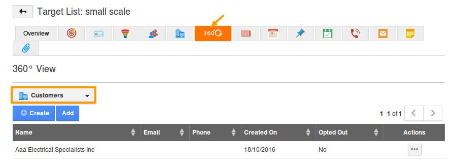 default 360 degree homepage