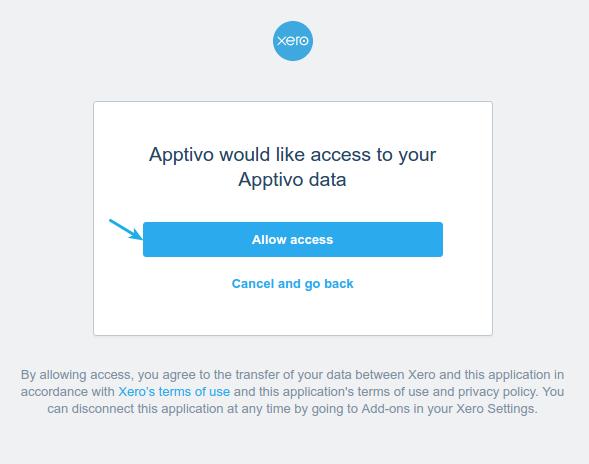 allow app access