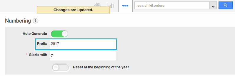 year of kit order date