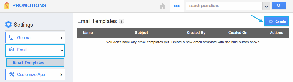 how to make email templates