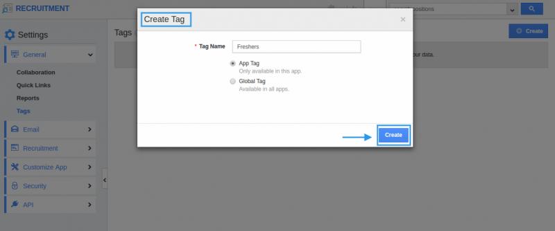 app tag