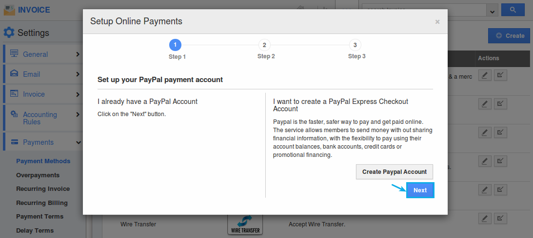 How do i collect payment through paypal for online for How do i create a paypal invoice