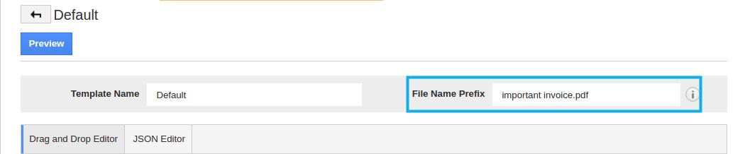desired pdf name