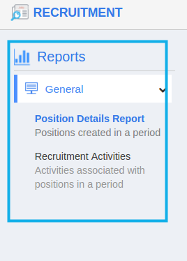 general reports