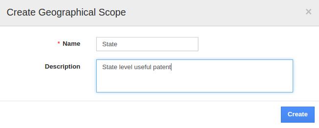 create new scope