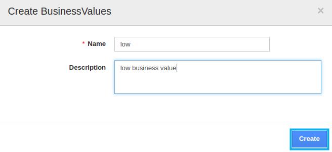 create business value