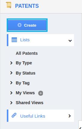 create patent